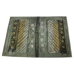 Midcentury Design Wool Carpet, 1950s