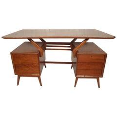 Midcentury Desk by Gio Ponti