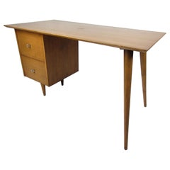Midcentury Desk by Paul McCobb, Planner Group