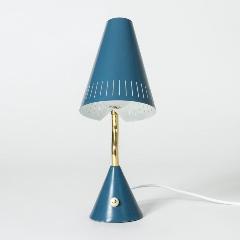 Swedish Midcentury Desk Lamp from Falkenbergs Belysning For Sale