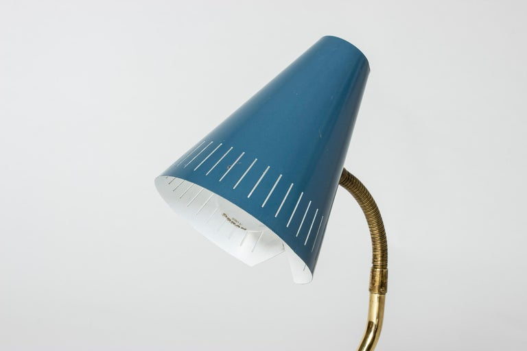 1950s Midcentury Desk Lamp from Falkenbergs Belysning For Sale