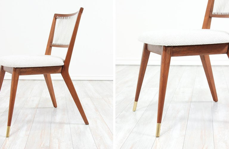 Midcentury Dining Chairs by John Keal for Brown Saltman For Sale 12