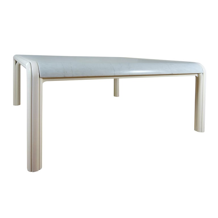 Very rare version of the Orsay series designed in 1969 by Gae Aulenti for Knoll International.