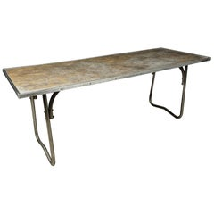 Midcentury Dining Table from France, circa 1960
