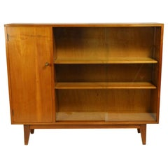 Mid Century Display Vitrine Cabinet by Gimson Slater