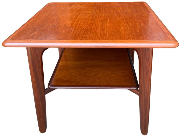 Midcentury End tables or Nightstands by Svend Madsen In Good Condition For Sale In BROOKLYN, NY