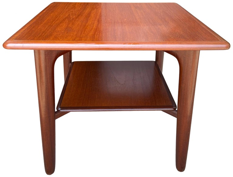 20th Century Midcentury End tables or Nightstands by Svend Madsen For Sale