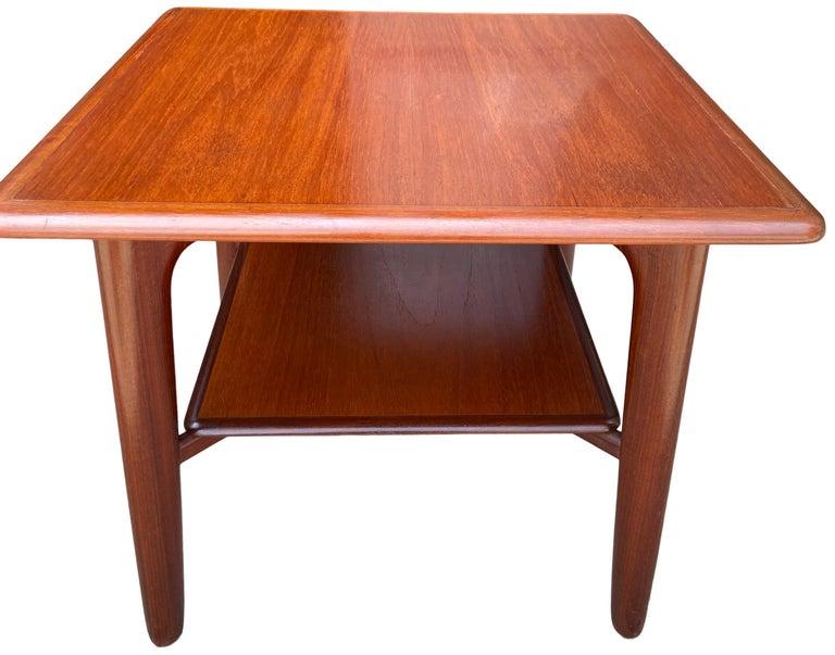 Teak Midcentury End tables or Nightstands by Svend Madsen For Sale