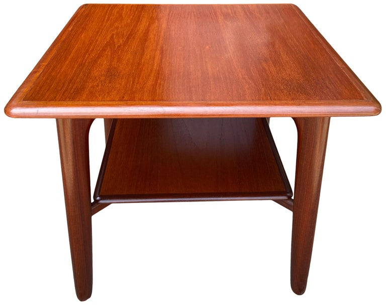 Midcentury End tables or Nightstands by Svend Madsen For Sale 1