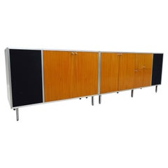 Midcentury Entertainment Credenza