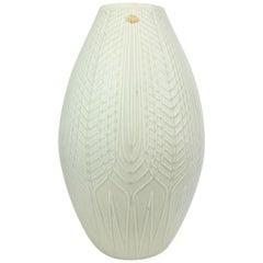 """Midcentury Floor Vase """"AX"""" by Berit Ternell, 1950s, Sweden"""