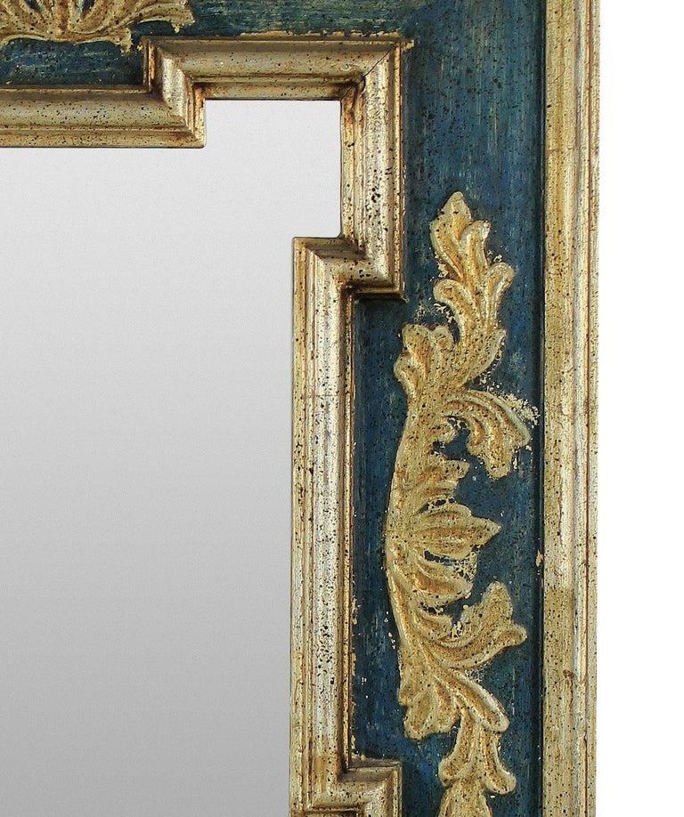 Midcentury Florentine Mirror  In Good Condition In London, GB