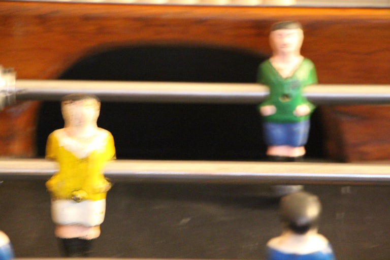 Mid-20th Century Midcentury French Foosball Table For Sale