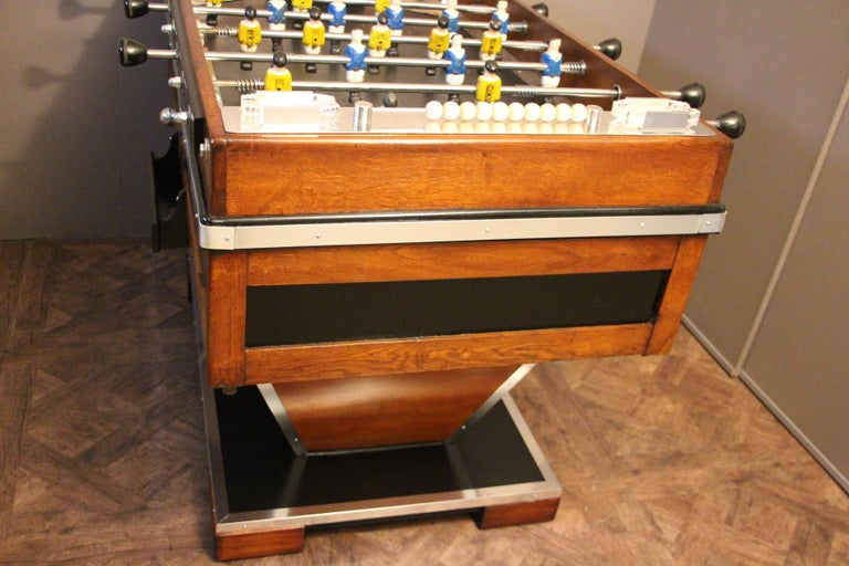 Midcentury French Foosball Table For Sale 3