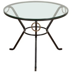Midcentury French Occasional Table