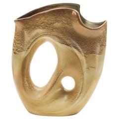 Midcentury French Vallauris Ceramic Vase, 1960s