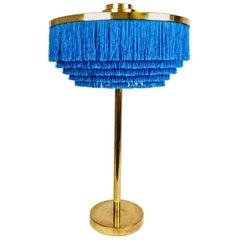 Midcentury Fringe Table Lamp Model B138 by Hans-Agne Jakobsson