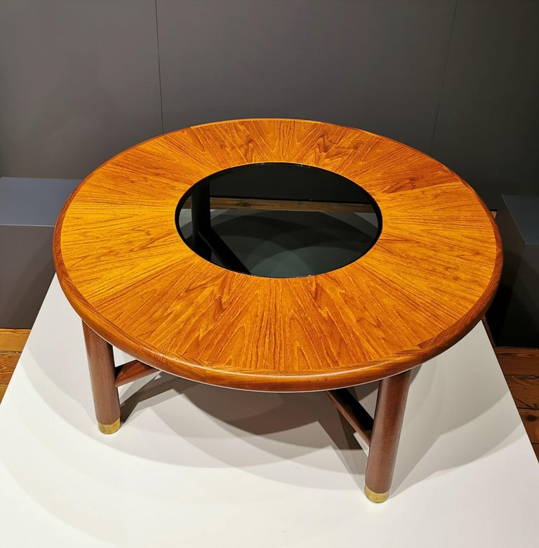 Midcentury G-Plan Coffee Table, United Kingdom, 1960s In Fair Condition For Sale In New York, NY