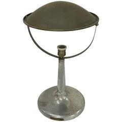 Midcentury Gardoncini Italian Italian Adjustable Table Lamp for Zerowatt, 1940s