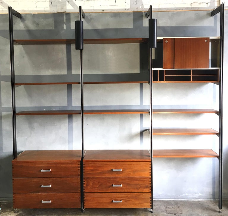 Midcentury George Nelson CSS Unit for Herman Miller For Sale 5