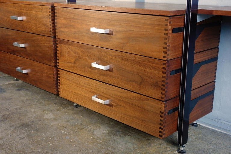 American Midcentury George Nelson CSS Unit for Herman Miller For Sale