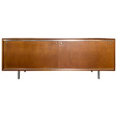 Midcentury George Nelson for Herman Miller Low Cabinet Credenza #5803