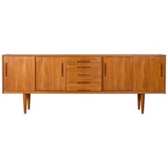 "Midcentury ""Gigant"" sideboard by Nils Jonsson"