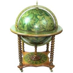 Midcentury Globe Bar Classic, 1950s