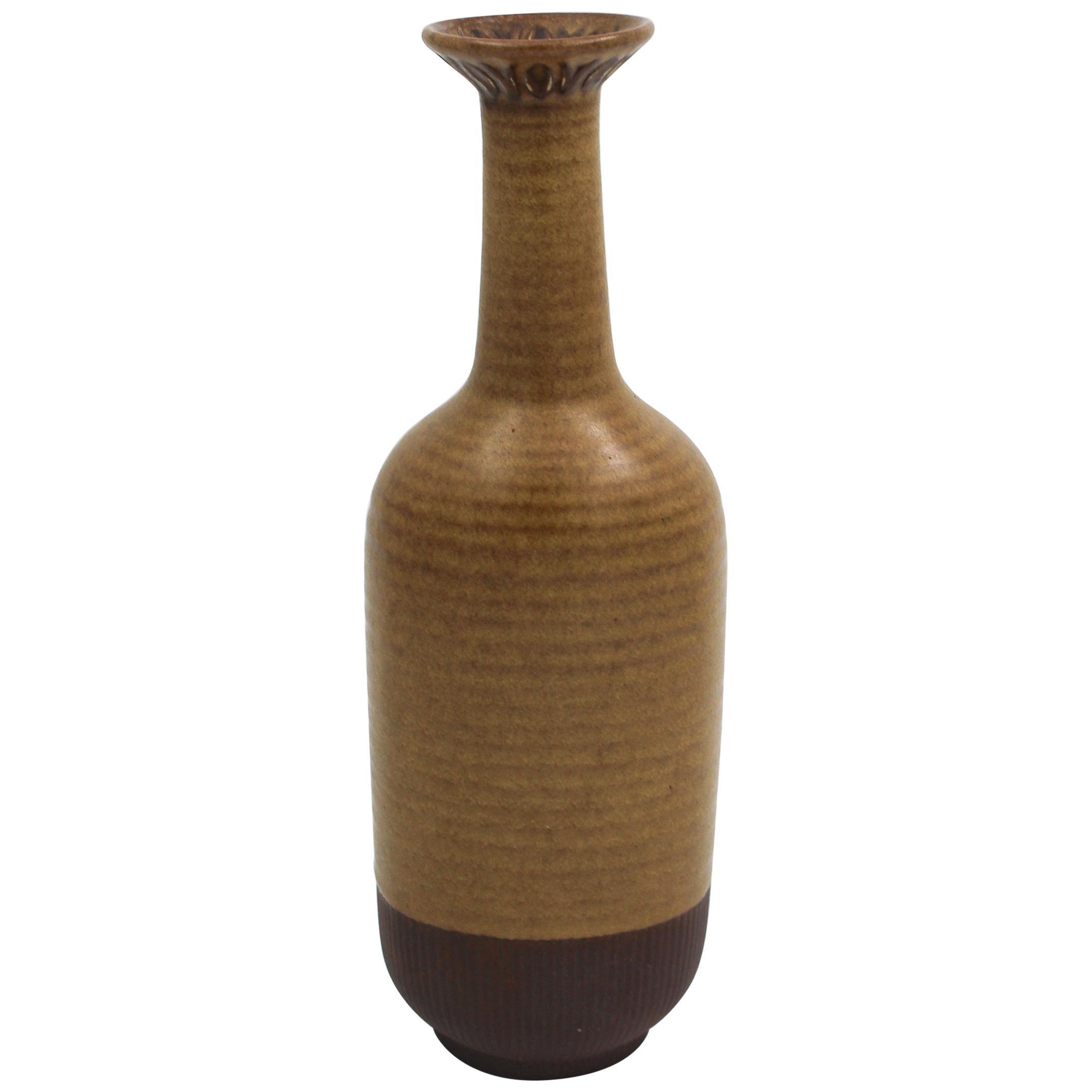 Midcentury Gunnar Nylund Ceramic Vase, 1950s