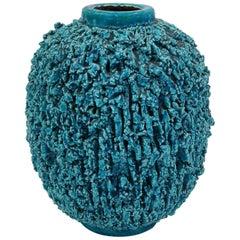 Midcentury Gunnar Nylund Chamotte Vase, 1960s