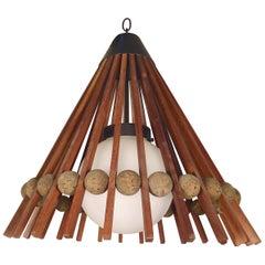 Midcentury Hanging Lamp
