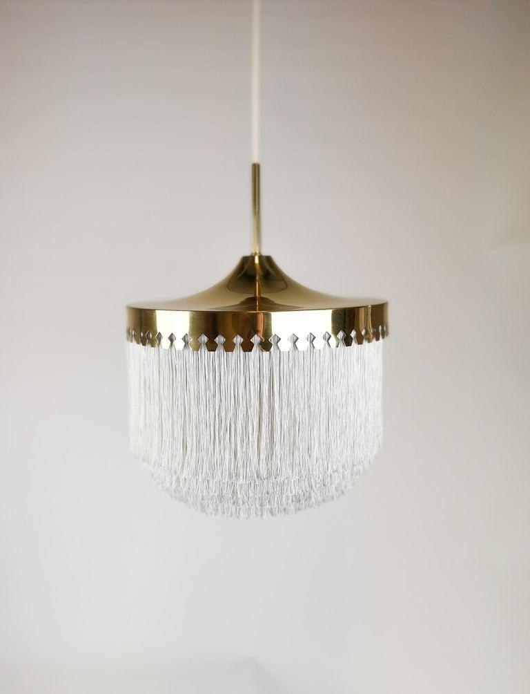 Mid-Century Modern Midcentury Hans-Agne Jakobsson Ceiling Lamp Model T601, Sweden For Sale