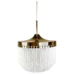 Midcentury Hans-Agne Jakobsson Ceiling Lamp Model T601, Sweden