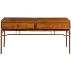 Midcentury Hardwood Sideboard