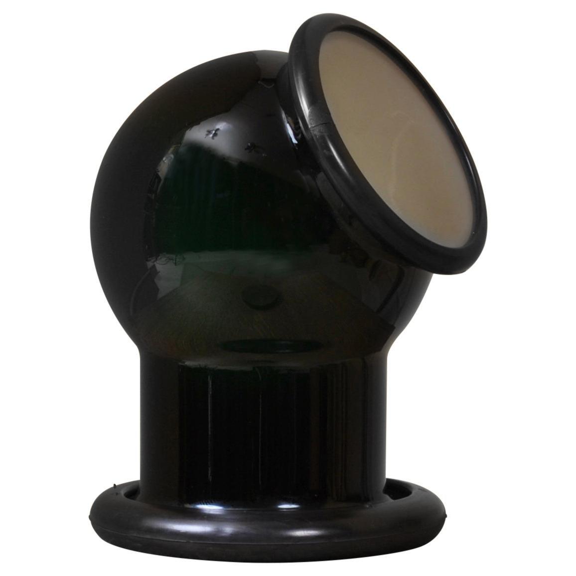 Midcentury Holmegaard Lamp by Michael Bang, 1972