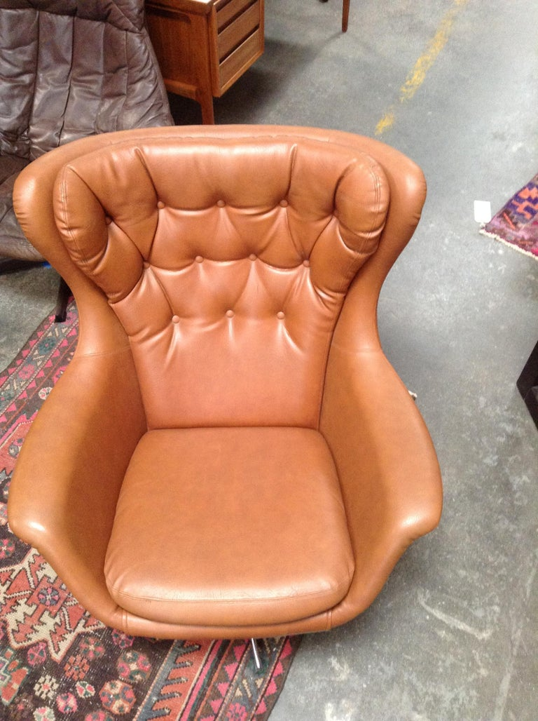 Mid-Century Modern Midcentury HW Klein Chair For Sale
