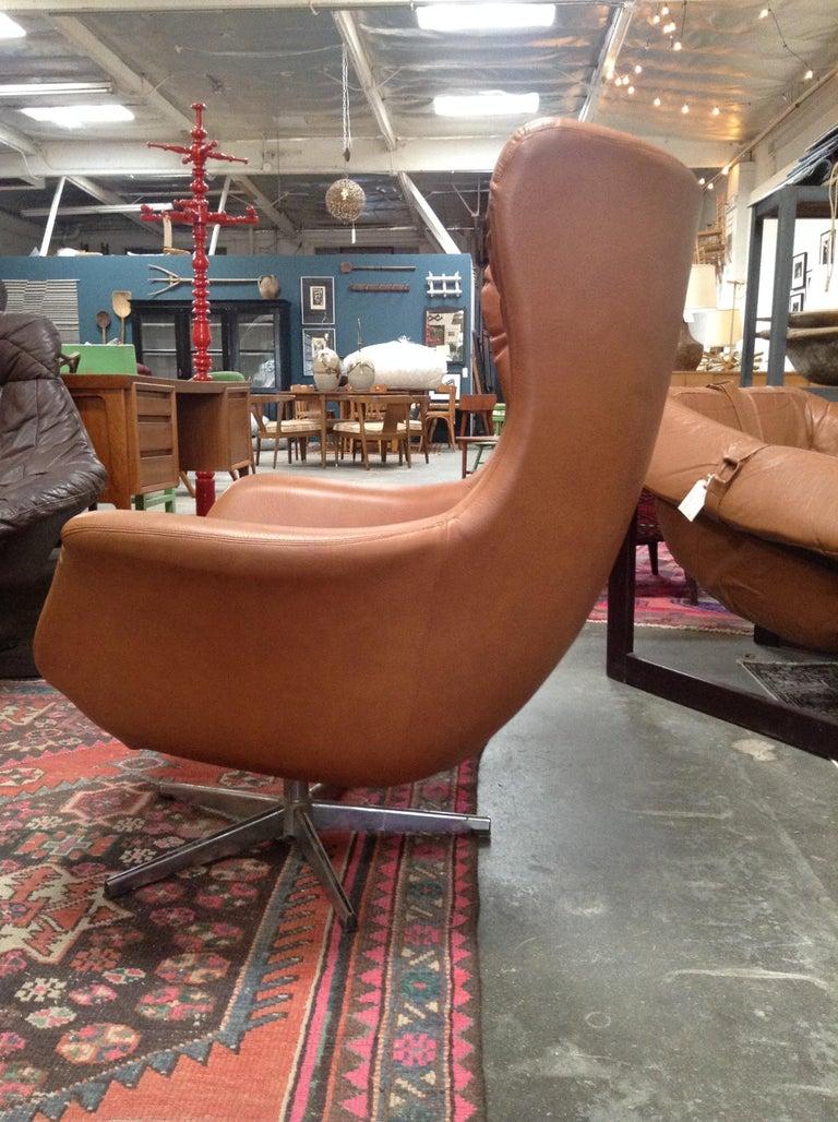 Danish Midcentury HW Klein Chair For Sale