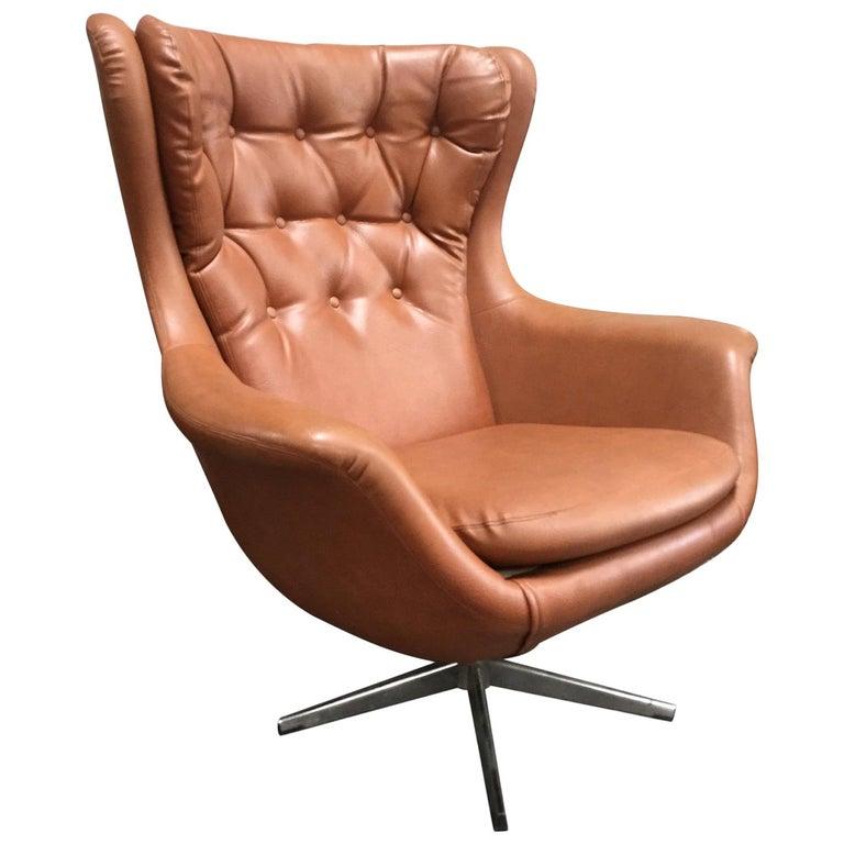 Midcentury HW Klein Chair For Sale
