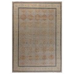Midcentury Indian Carpet