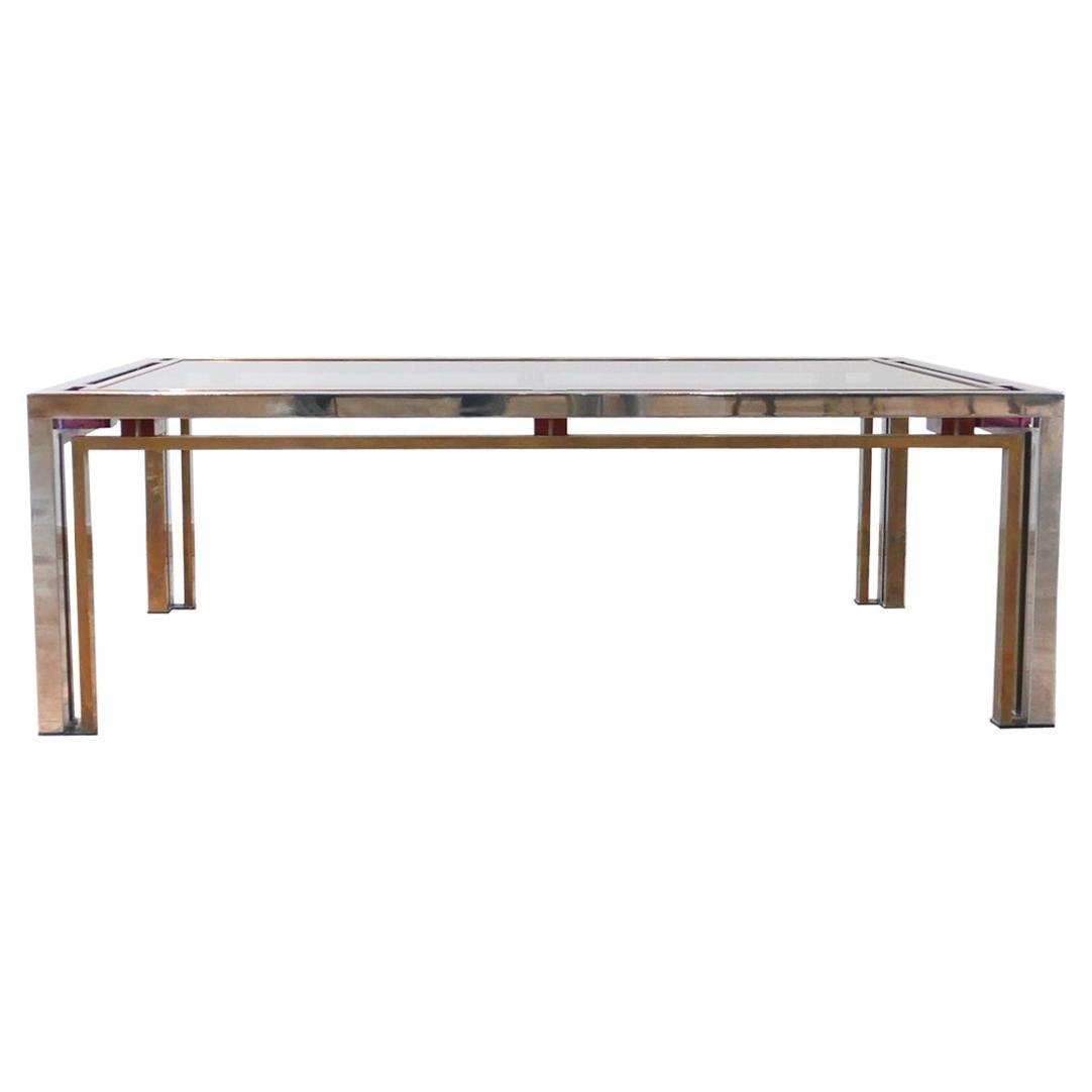 Midcentury Italian Coffee Table by Romeo Rega