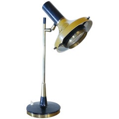 Midcentury Italian Oscar Torlasco Table Lamp