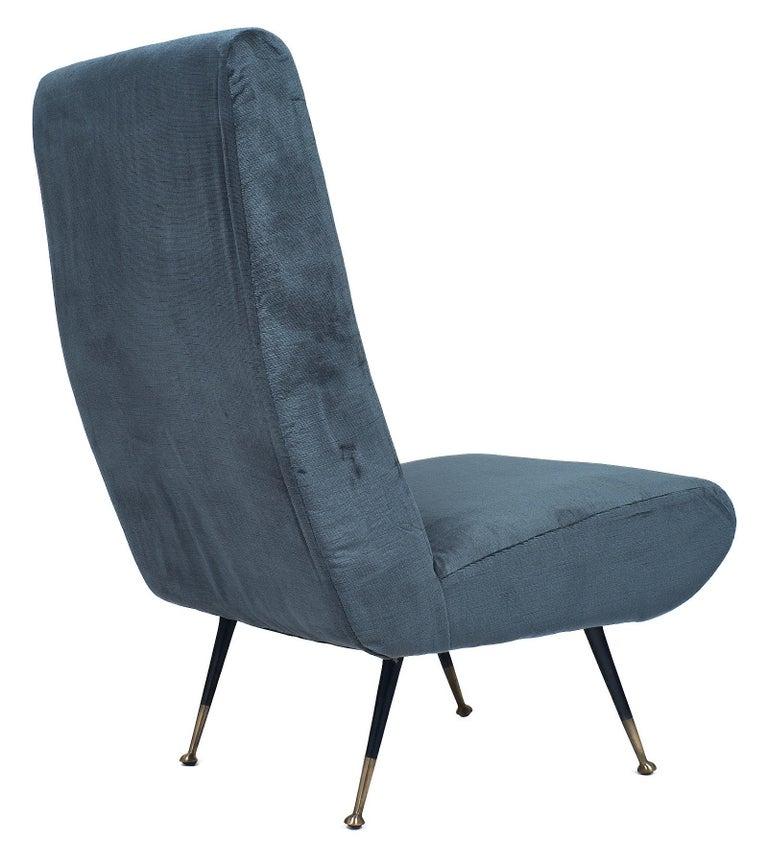 Midcentury Italian Sectional Sofa For Sale 4
