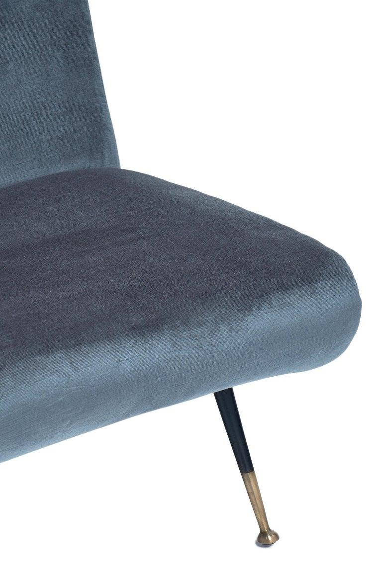 Midcentury Italian Sectional Sofa For Sale 1
