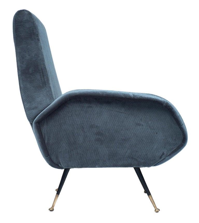 Midcentury Italian Sectional Sofa For Sale 3
