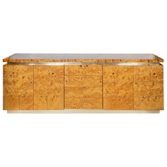 Midcentury Italian Sideboard / Commode by Willy Rizzo