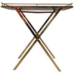 Midcentury Italian Tray Table