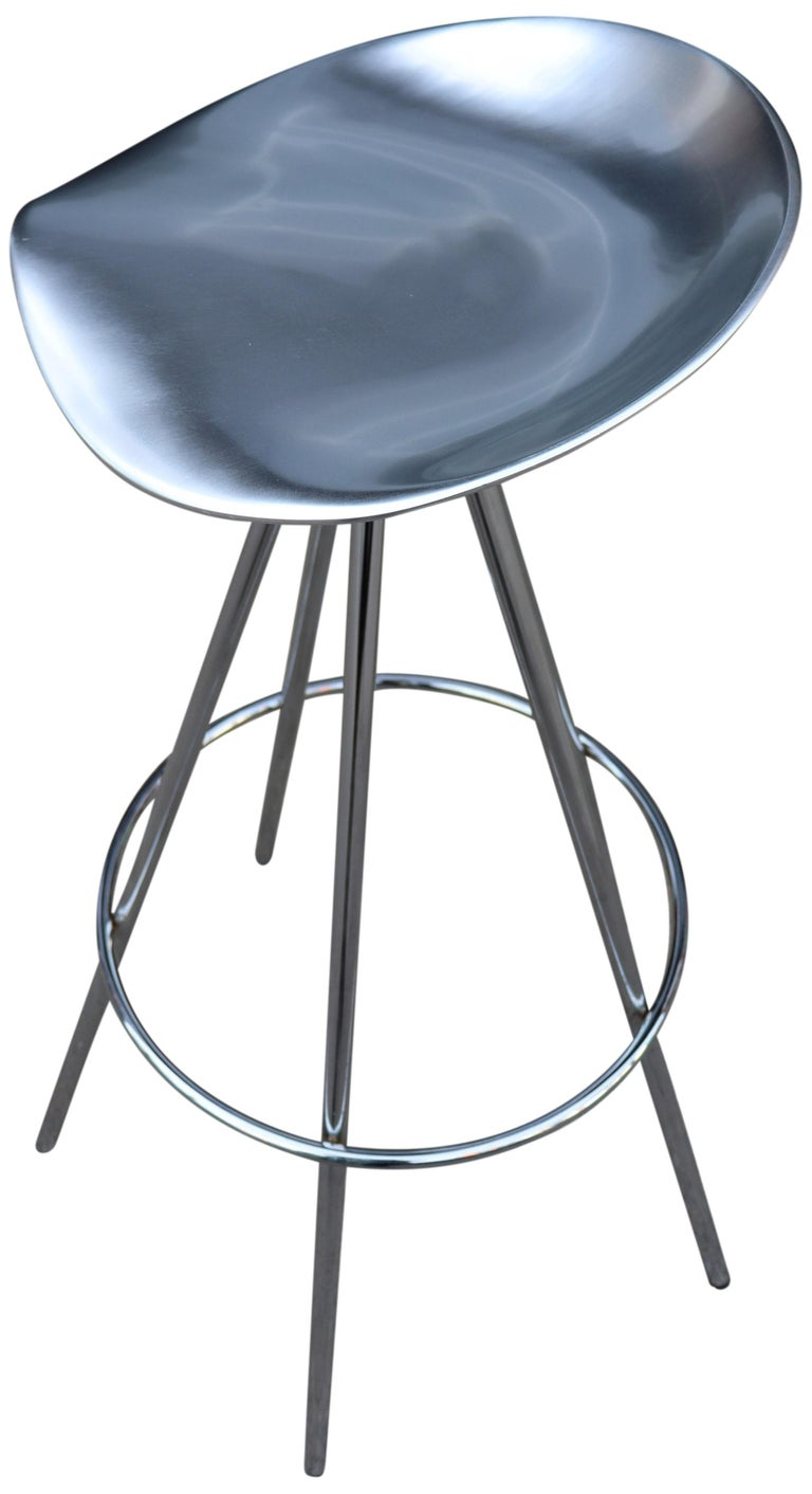 Midcentury Jamaica Stools by Pepe Cortes For Sale 1