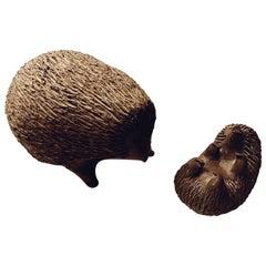 Midcentury Kähler Hedgehogs