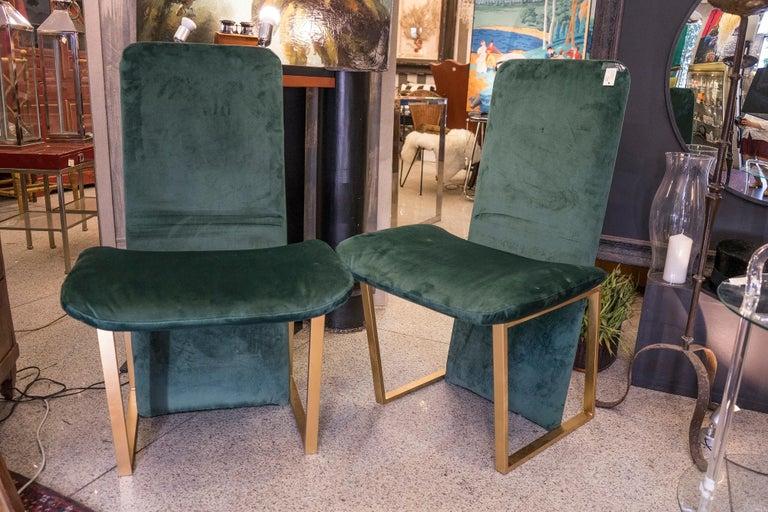 Midcentury  Couple Chairs Italian Kazuhide Takahama