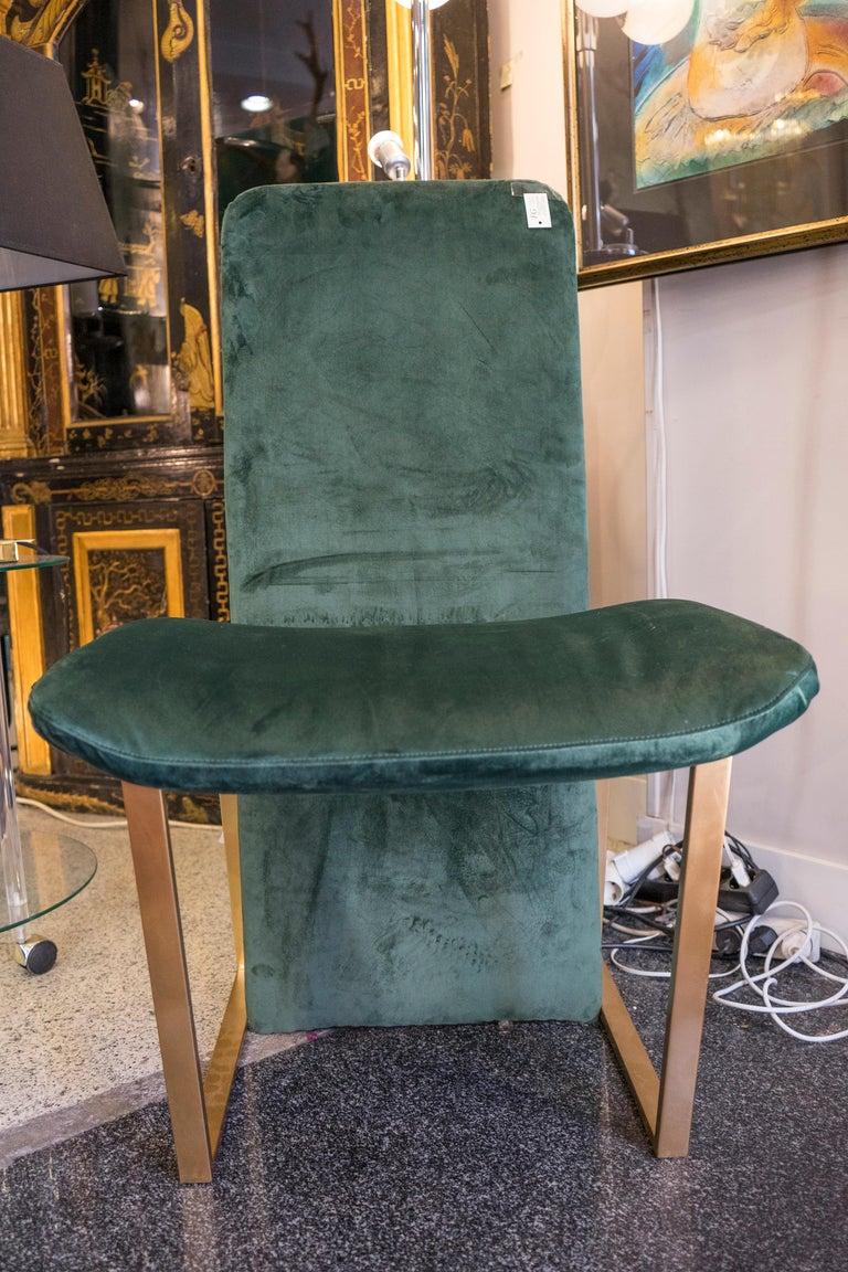 Mid-Century Modern Midcentury  Couple Chairs Italian Kazuhide Takahama